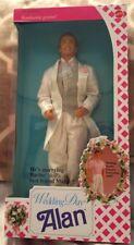 Barbie Wedding Day Alan Doll