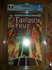 Fantastic Four #232 CGC 9.8 NM