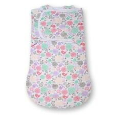New Baby SwaddleMe Wrap Sack Swaddle Wrapsack with Bottom Zipper Easy Changes SM