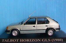 TALBOT HORIZON 1.5 GLS 1980 IXO ALTAYA 1/43 VERT METAL METALLISE SIMCA
