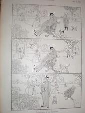 Exchange Is No Robbery 1894 dog switch cartoon print