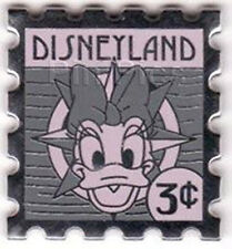 DAISY DUCK 3 Cent STAMP Collection DLR 2008 Hotel Hidden Mickey Disney Pin 62950