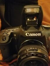 Canon EOS 7D WITH CANON LENS 28MM