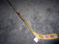 CAREY PRICE Montreal Canadiens SIGNED Autographd Hockey Stick w/ PSA COA