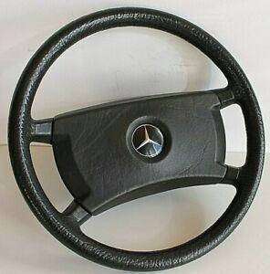 Steering Wheel Mercedes Benz OEM Classic 64000 Miles W123 W124 W126 R107 G 79-92