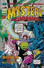 1963 No.1 / 1993 Mystery Incorporated / Alan Moore Rick Veitch & Dave Gibbons