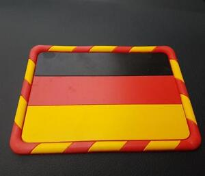 Germany Flag Anti Slip Mat Car Dashboard Sticky Pad Phone Holder All Car Models