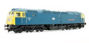 HELJAN 'OO' GAUGE 4732 BR BLUE CLASS 47 076 'CITY OF TRURO' DIESEL LOCOMOTIVE