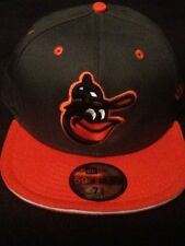 New Era Baltimore Orioles MLB Fitted Hat Gray 7 3/4