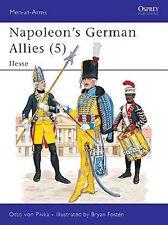 Osprey Men at arms 122: Napoleon´s German Allies (5) (Napoleons Kriege) / NEU