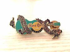Hard Rock Cafe Jakarta Dragon Guitar pin (limited 300)