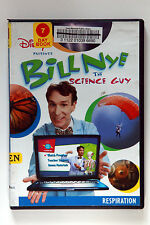 Bill Nye the Science Guy: Respiration DVD. Ex library Region 1