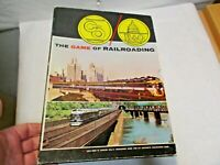 1969 Avalon Hill  C&O B&O The Game of Railroading that is in good shape - NR