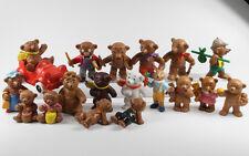 IDA BOHATTA ==== 18 x orsi colorati famiglia personaggi BULLY #3