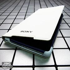 Genuine Original SONY Xperia Z2 D6502 D6503 4G LTE Leather Book Case Cover Pouch