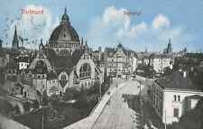 Dortmund,Germany,Jewish Synagogue,North Rhine-Westphalia,Judaica,Used,1910