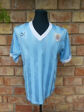 Uruguay National Team match worn shirt FRIENDLY MATCH PREVIOUS ITALY 90