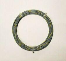 20 Awg Mil Spec Wire Ptfe Grey Yellow Spc 25 Ft