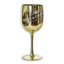Moet & Chandon Gold Ice Imperial Acrylic Champagne Glasses
