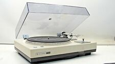 Kenwood KD-2055 Vintage Turntable Automatic Return Working Missing Needle