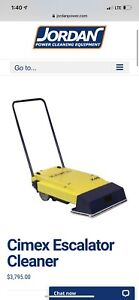 Cimex X46 Escalator & Travelator Cleaner