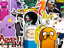 30 Adventure Time Kids Cartoon Laptop Phone Skateboard Stickers Decals #BQ