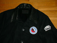Vtg Roots Hockey Hall of Fame Weekend Glenn Anderson Jacket XL NHL/HHOF 2009