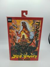 NECA Reel Toys 12in Godzilla vs Destroyah - Burning Godzilla Figure Brand New