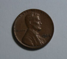 One Cent United States of America coin 1964 moneda top! (e9)