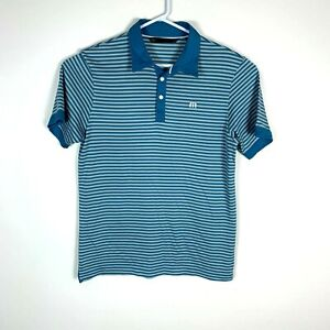 Travis Mathew Golf Polo Shirt Size Men's Medium