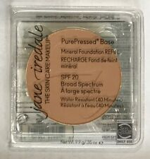 "Jane Iredale PurePressed Base Refill ""TEAKWOOD""   New in Box   SPF20"