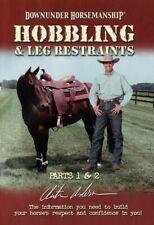 Clinton Anderson Hobbling & Leg Restraints Horsemanship Training Dvd set