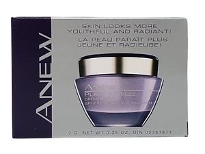 Avon Anew Platinum Day Lifting Cream with Protinol SPF 25 .25 oz / 7 g