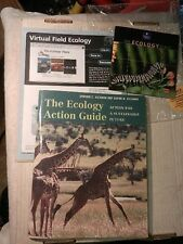 The Ecology Action Guide by Graham & Susan Hickman, paperback +CD-ROM. 2002