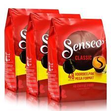 Senseo Kaffeepads klassisch 3er Pack 3 X 48 Pads