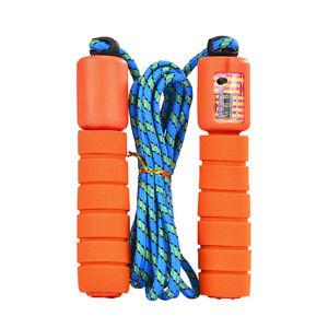 2.5M Corde à sauter-Sauter Exercice Fitness pour enfants et adultes