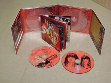 The Sweet - Action! the Ultimate Sweet Story, 2CD Deluxe Action Pac Neu