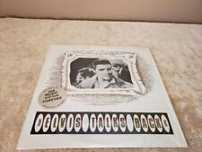 ELVIS PRESLEY ~ ELVIS TALKS BACK ~ VERY RARE WHITE LABELS ~ HYPE STICKER ~ LP