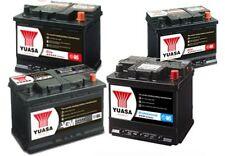 YUASA PREMIUM 12v Car Battery 3 Year Warranty - EB602 TYPE 075 YBX3075