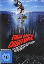 VIRGIN BEACH CREATURE There Is Still Something In The Water PIARANHA Shark DVD