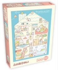 Sumikkogurashi Jigsaw puzzle 500p Sumikko House Cute Character Goods Hobby Korea