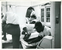 Jackie Robinson Original Type 1 Barney Stein Photo