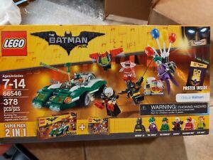 LEGO Batman Movie Super Pack 66546