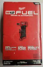 Milwaukee 2485-20 M12 Fuel™ Li-Ion Right Angle Die Grinder (Bare Tool) BONUS++