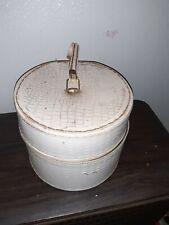 New listing Vintage Hat Box