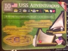 Pirates of the South China Seas #204 USS Adventurous Pocketmodel Mint