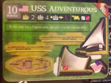 Pirates of the South China Seas #204 USS Adventurous Pocketmodel Mint
