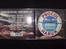 CD PROCOL HARUM / HOMBURG AND OTHERS HATS /
