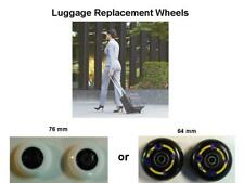 Replacement Luggage Inline Skate Wheels (1 Pair)