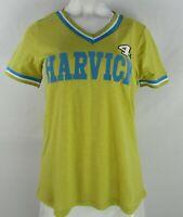 NASCAR Kevin Harvick Women's G-III Yellow V-Neck T-Shirt